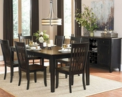 Dining Set Three Falls by Homelegance EL-5023-78-SET