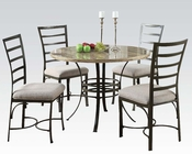 Dining Set Val by Acme Furniture AC70057SET