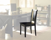 Dining Side Chair Homelegance EL-481BKS ( Set of 2 )