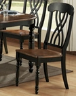 Dining Side Chair ( Set of 2 ) Ohana EL-1393S