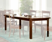 Dining Table Cottage Cherry Chocolate by Ayca AY-132001