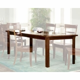 Dining Table Cottage Cherry Chocolate By Ayca AY 132001