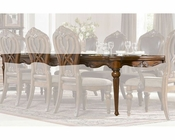 Dining Table Golden Eagle by Homelegance EL-1437-120