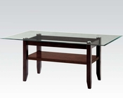 Dining Table in Espresso Finish Ripley by Acme Furniture AC71360