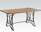 Dining Table Kiele by Acme Furniture AC71150
