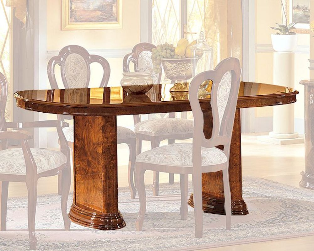 Dining table minerva european design made in italy 33d32 for Design made in italy