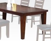 Dining Table Urbana Cherry by Acme Furniture AC04620