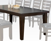 Dining Table Urbana Espresso by Acme Furniture AC74620