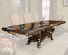 Dining Table with Extension Fiore by Benetti's BTFI192