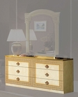 Double Dresser Cleopatra European Design Made in Italy 33B405