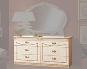 Double Dresser Romana European Design Made in Italy 33B485