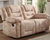 Double Reclining Loveseat Freya by Homelegance EL-8513-2