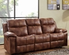 Double Reclining Sofa Brooklyn Heights by Homelegance EL-9635PM-3