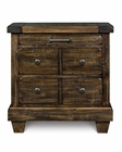 Drawer Nightstand Brenley by Magnussen MG-B2524-01