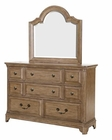 Dresser and Mirror Cloverton Cove by Magnussen MG-B2989DM