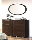 Dresser and Mirror Marta Contemporary Style Made in Spain 33B294