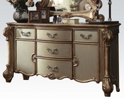 Dresser Vendome Gold by Acme Furniture AC23005