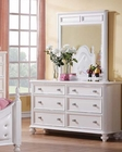 Dresser w/ Mirror Athena by Acme AC30011DM