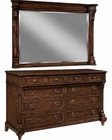 Dresser w/ Mirror Charleston Place by Hekman HE-941701CP-DM
