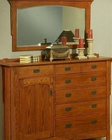 Dresser w/ Mirror HeArtland Manor by Ayca AY-18-0610