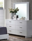 Dresser w/ Mirror Lorimar by Acme Furniture AC22635DM