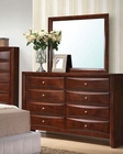 Dresser w/ Mirror Melissa by Acme Furniture AC21455DM