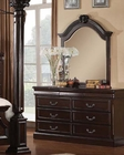 Dresser w/ Mirror Roman Empire II by Acme AC21348DM