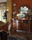 Dresser w/ Mirror Vendome Cherry by Acme Furniture AC22005DM