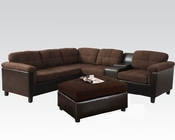 Easy Rider Reversible Sectional Sofa Set Cleavon by Acme AC51660