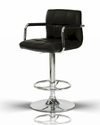 Eco-Leather Contemporary Style Barstool 44D1177