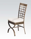 Egyptian Side Chair by Acme Furniture AC08631 (Set of 4)