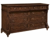 Eight Drawer Dresser Charleston Place by Hekman HE-941701CP
