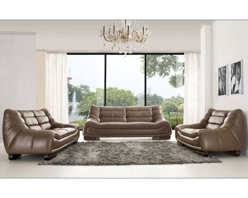 Elegant living room set esf6073set for Elegant living room furniture