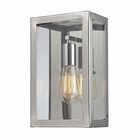 ELK 1- Light Wall Sconce in Polished Chrome EK-31210-1