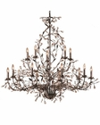 ELK 15 Light Chandelier Circeo EK-8056