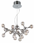 ELK 15 Light Chandelier Molecular EK-30025