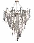 ELK 19 Light Chandelier Veubronce EK-1745