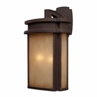ELK 2 Light Sconce in Clay Bronze EK-42142-2