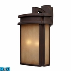 ELK 2 Light Sconce in Clay Bronze - Led EK-42142-2-LED