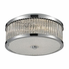 ELK Amersham 3 Light Flush Mount EK-81040-3