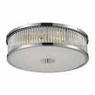 ELK Amersham 4 Light Flush Mount EK-81041-4