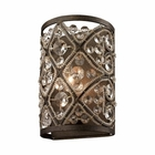 ELK Amherst 1 Light Vanity in Antique Bronze EK-11584-1