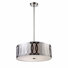 ELK Anastasia 5-Light Pendant in Polished Nickel EK-10174-5