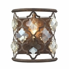 ELK Armand 1 Light Sconce in Weathered Bronze EK-31095-1