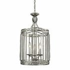 ELK Aubree 3 Light Pendant in Polished Nickel EK-31515-3