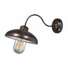 ELK Barnside 1 Light Outdoor Sconce in Hazelnut Bronze EK-45105-1