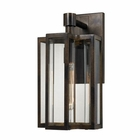 ELK Bianca 1 Light Outdoor Sconce in Hazelnut Bronze EK-45145-1