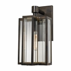 ELK Bianca 1 Light Outdoor Sconce in Hazelnut Bronze EK-45146-1