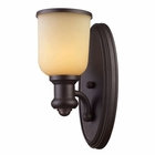ELK Brooksdale 1-Light Sconce in Oiled Bronze EK-66170-1
