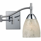 ELK Celina 1-Light Swingarm Sconce in Polished Chrome EK-10151-1PC-SW